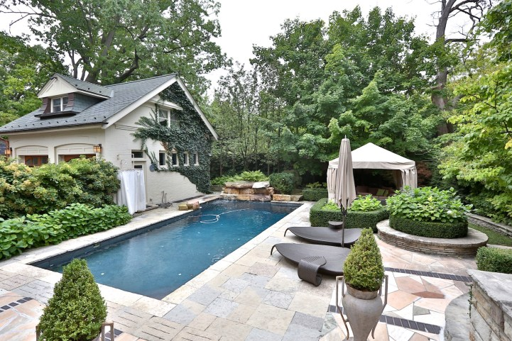 230 Russel Hill Rd - Pool View