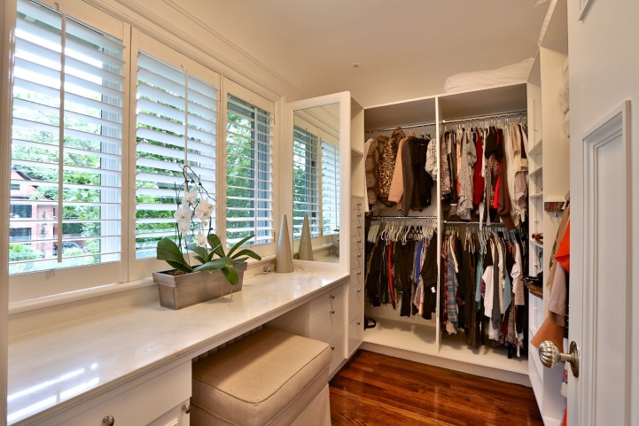 230 Russel Hill Rd - Walk In Closet With Dressing Area