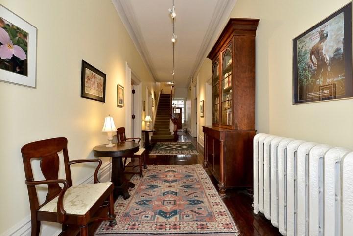 32 Beaty Avenue - Ground Floor Hallway