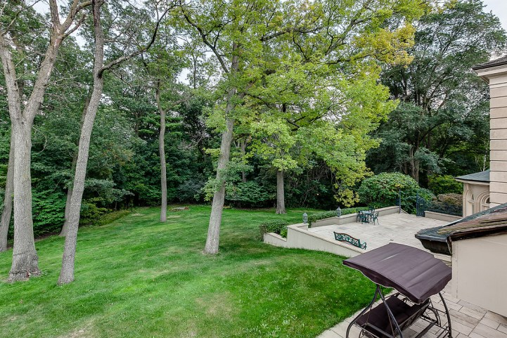 37 Edgehill Road - Backyard