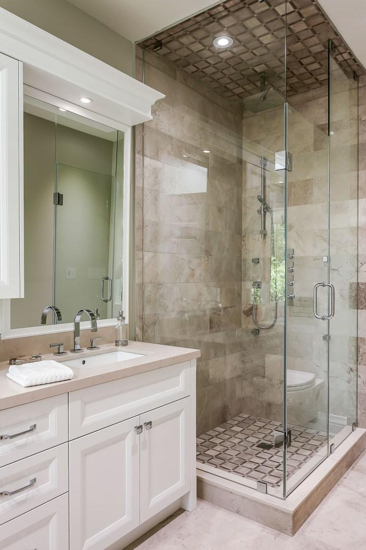 390 Brookdale Avenue - Master Bedroom Shower