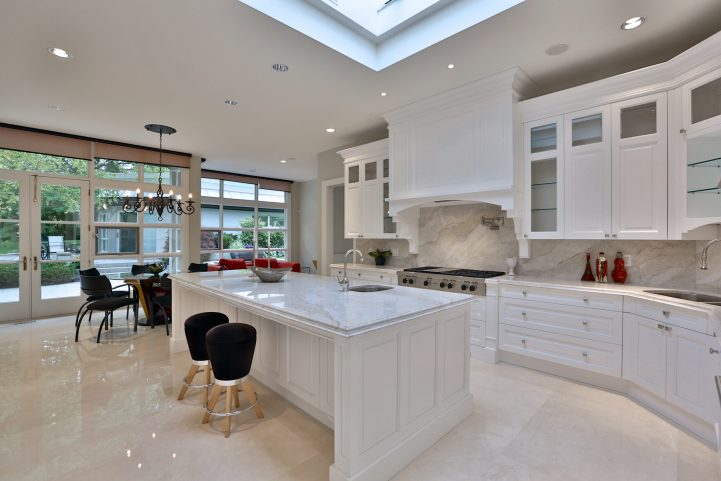 61 The Bridle Path - Kitchen Island View