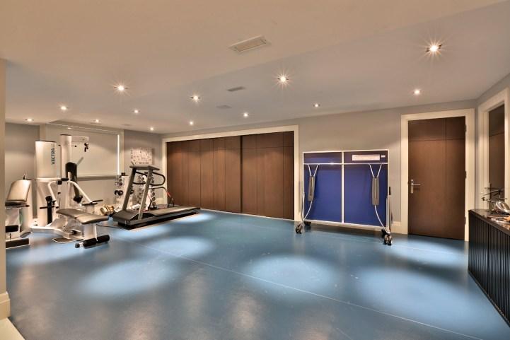 110 Arjay Crescent - Fitness Room
