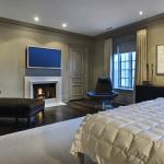 12 Macpherson Avenue - Master Bedroom Towards Fireplace