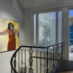 12 Macpherson Avenue - Third Floor Hallway Towards Office