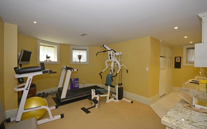 20 Elm Avenue - Fitness Room