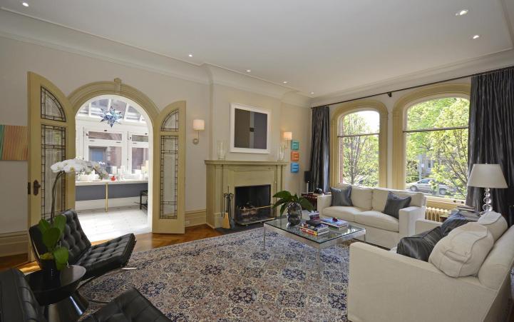 20 Elm Avenue - Living Room