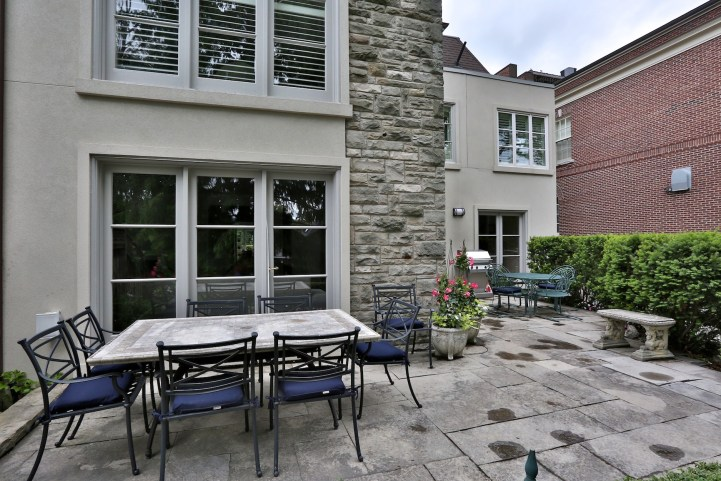 376 Russell Hill Road - Exterior Rear Patio