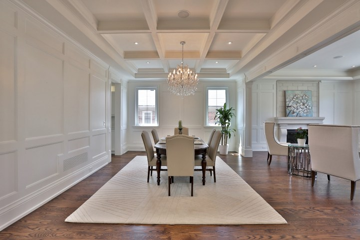 491 Glengarry Avenue - Dining Room