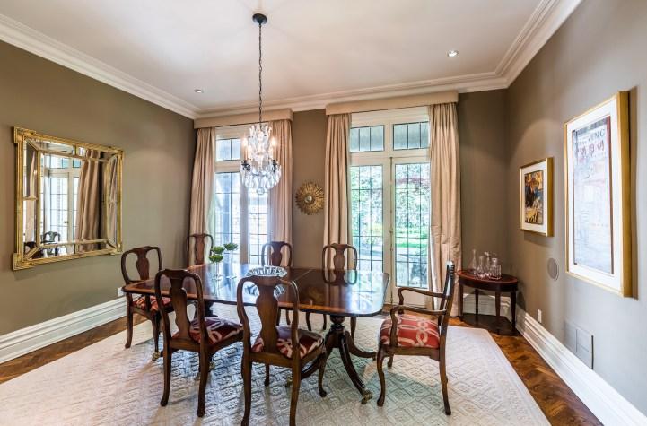 88 Wychwood Park - Dining Room