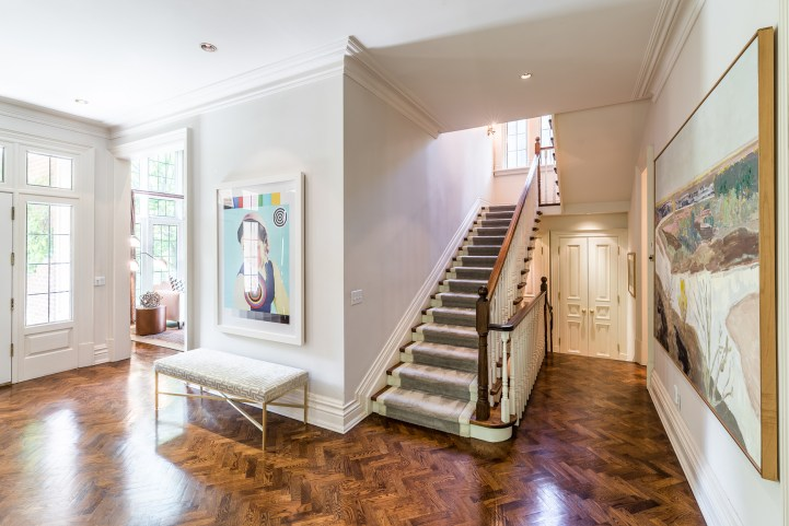 88 Wychwood Park - Main Staircase
