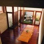 Brigitte Shim: Shim-Sutcliffe Architects Laneway House - View From Upstairs