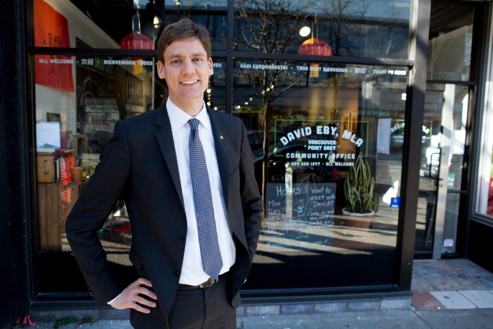 Liberals Listen Only To Campaign Donors Says NDP Housing Critic Eby