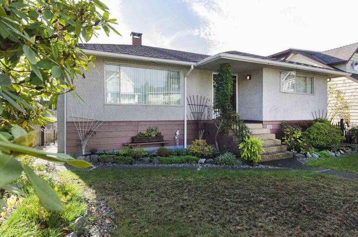 615 E 6TH STREET, North Vancouver, BC - Exterior