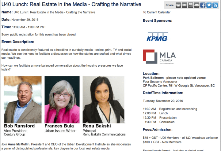 """Media Manipulation 101: How Real Estate Developers Are """"Crafting The Narrative"""""""