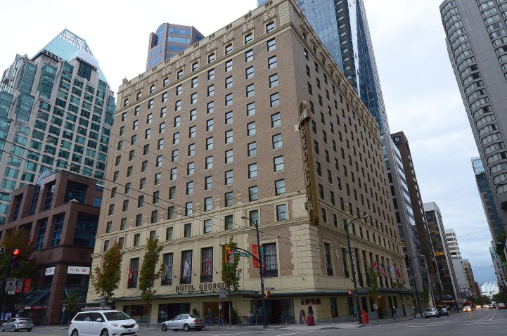 Hong Kong Venture Buys Vancouver's Hotel Georgia For CA$145 Million