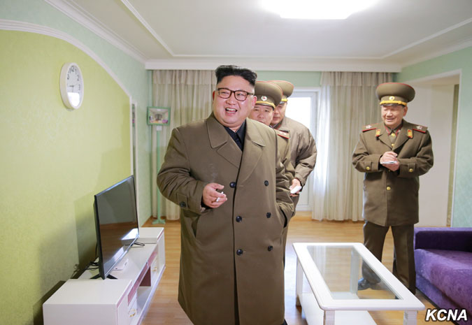 Even North Korea Is Experiencing A Real Estate Bubble - Kim Jong-un Ryomyong Apartment
