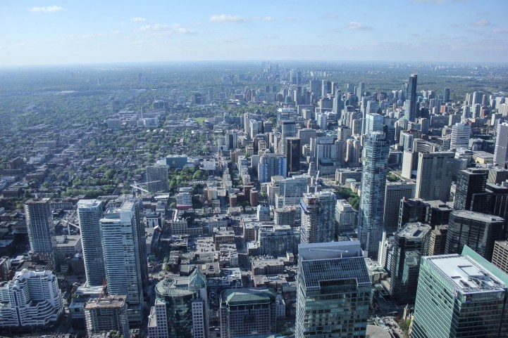 The Inverse Relationship Between Toronto Real Estate and Rents