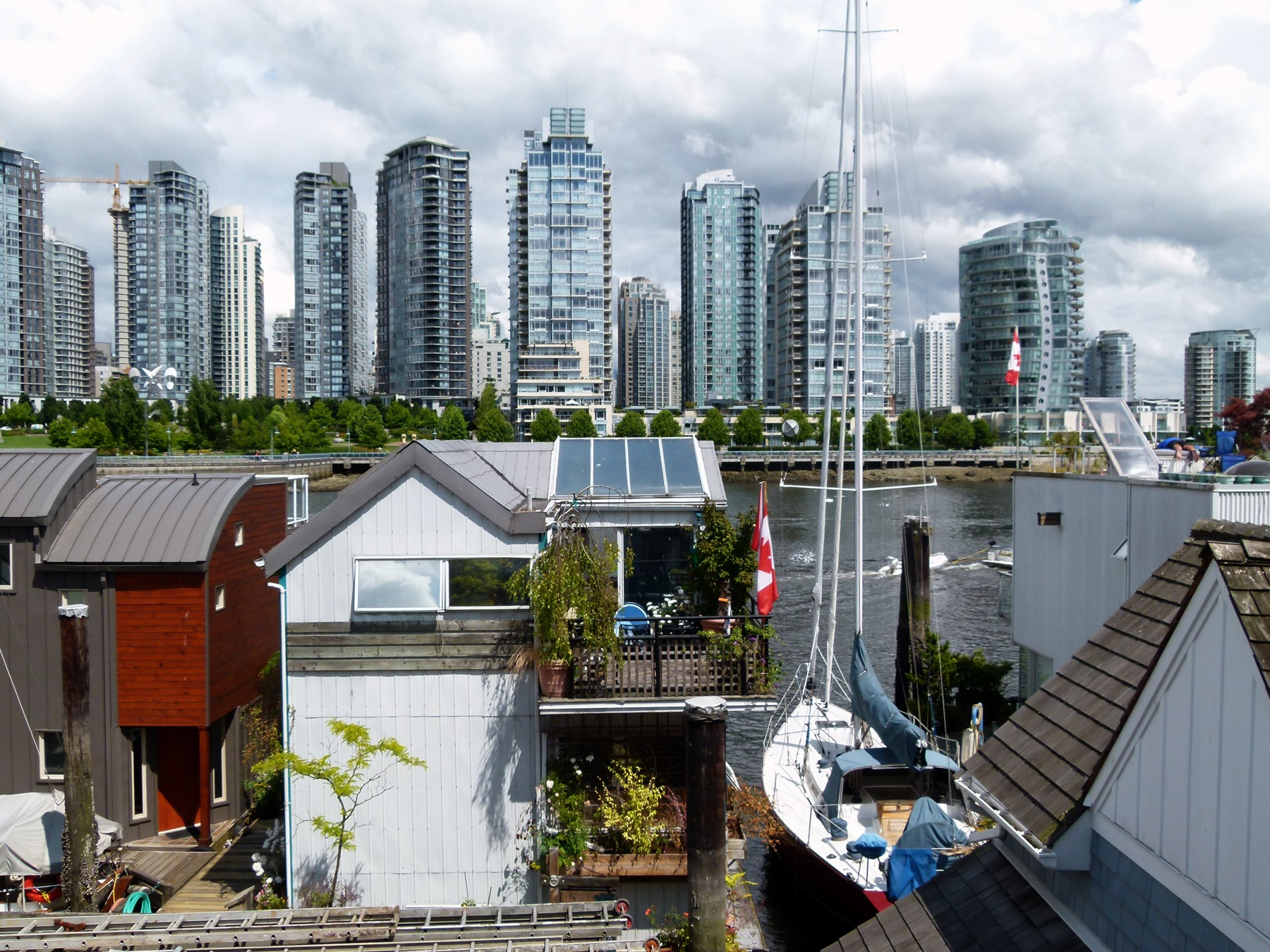 Vancouver Had More Detached Homes For Sale Than Condos