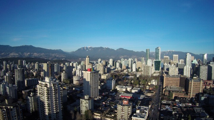 A Third of Vancouver Commercial Real Estate Sales Were Residential Land