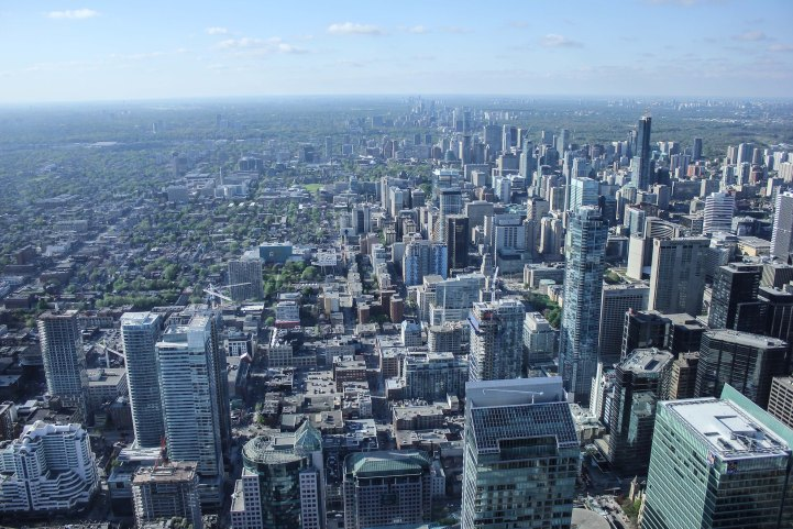 Toronto Detached Real Estate Prices Rise From Last Year… But Losses Get Bigger From Peak