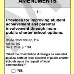 Voters sue Gov. Deal over deceptive charter school ballot question