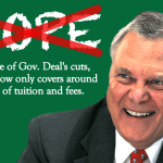 "Nathan Deal's ""Gift"" to Georgia's Students: Huge Cuts to HOPE Scholarship"