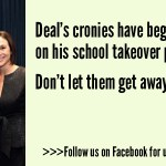 Gov. Deal's cronies strike gold with school takeover plan