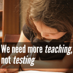 Georgia needs more teaching, not testing