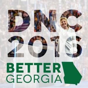 DNC 2016 on the Better Georgia Podcast