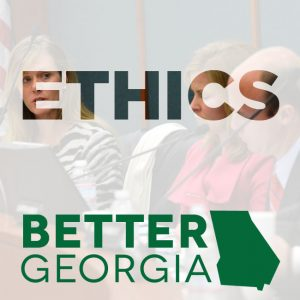 Ethics on the Better Georgia Podcast