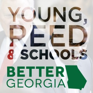 Young, Reed & Schools on the Better Georgia Podcast