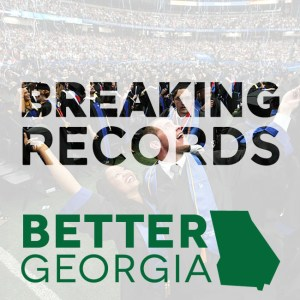 Breaking Records on the Better Georgia Podcast