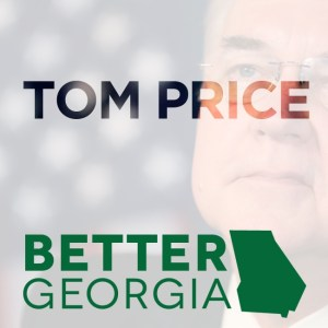 60 Tom Price on the Better Georgia Podcast