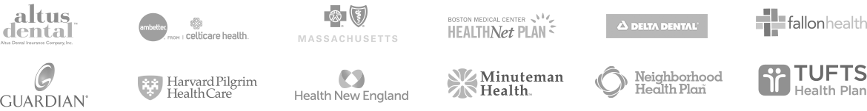 Twelve Health and Dental Plan Insurer Logos