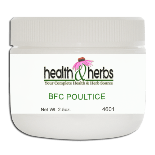 4601-BFC (Bone, Flesh, Cartilage) Poultice