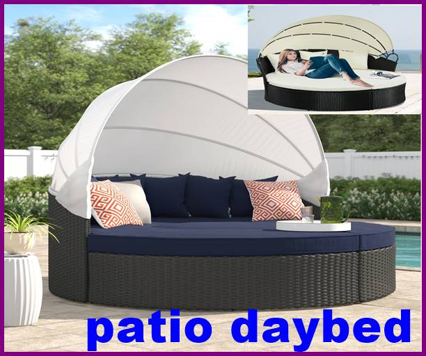 12 best outdoor patio daybed for 2021