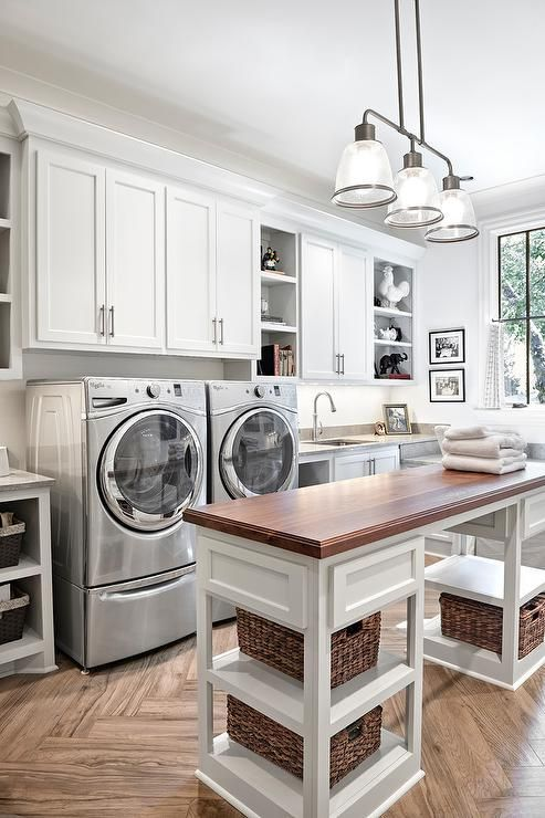 7 Worst Flooring Decisions You Can Make for Your Home ... on Laundry Decorating Ideas  id=68396