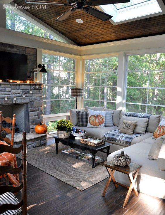 Simple Money-Saving Autumn Home Décor Tips - Better ... on Room Decorating Ideas  id=16704
