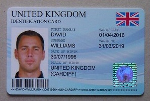 Buy UK national ID card - Better Immigration Services