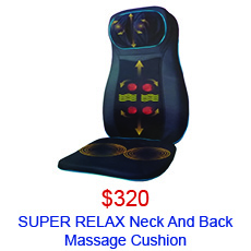 Real Pro-Health MassagerNeck and Back Neading Massager