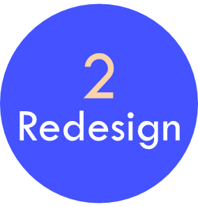 Redesign your site