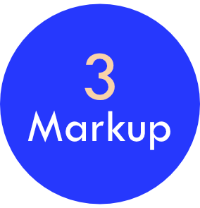 Markup your site
