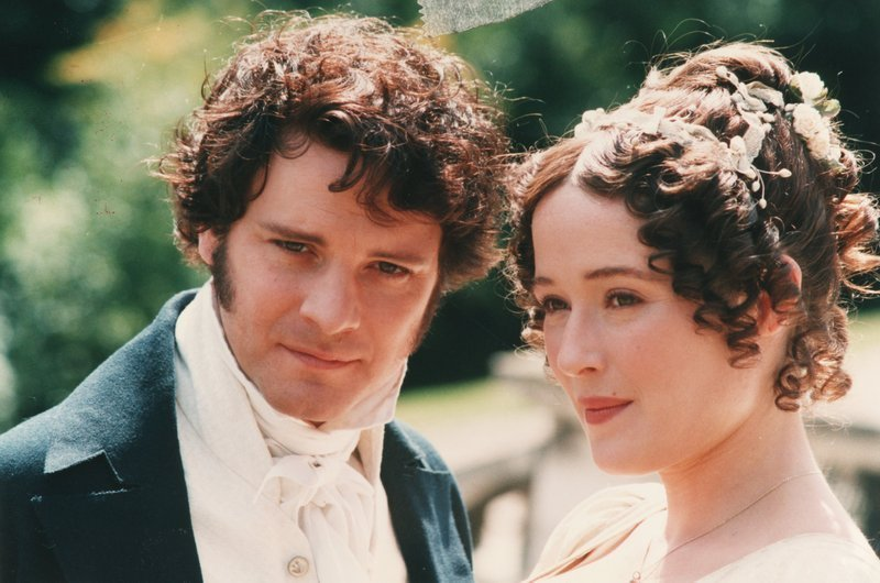 Image result for elizabeth and darcy