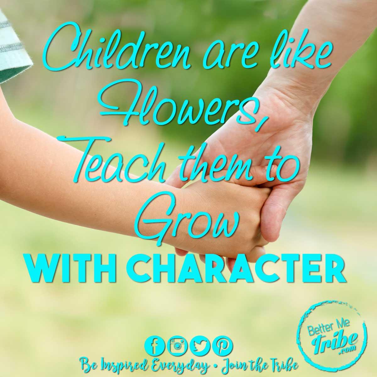 ChildrenAreLikeFlowers-web