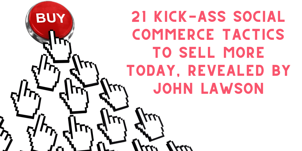 social commerce tactics to sell more