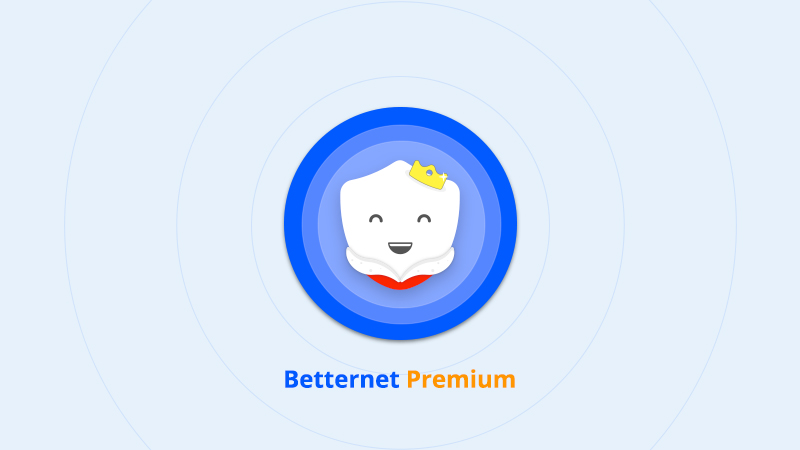 نتيجة بحث الصور عن Betternet Premium VPN