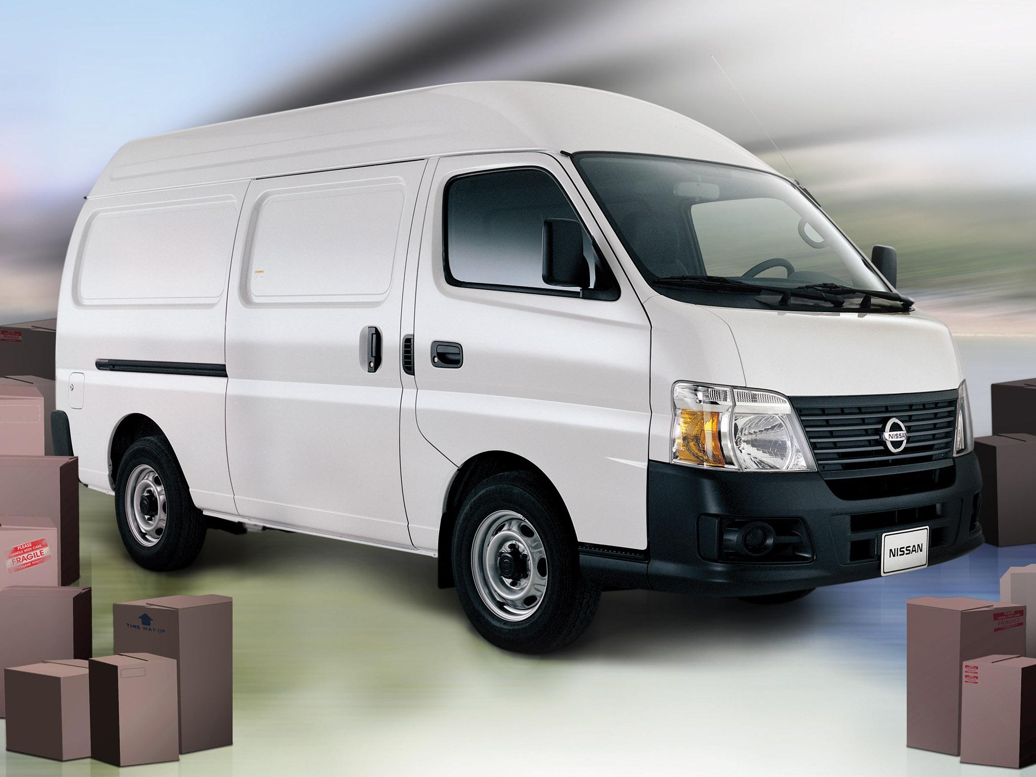 Nissan Urvan Image 12