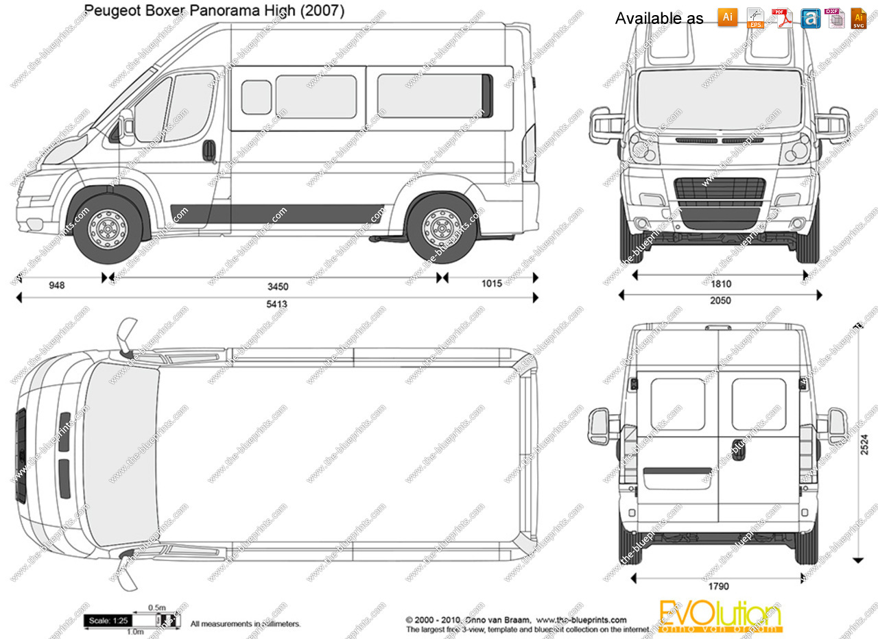 Peugeot Boxer Technical Details History Photos On Better