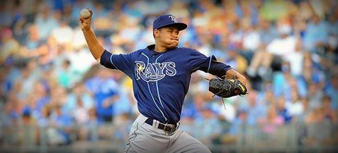 Chris Archer on Finding Pitching Success